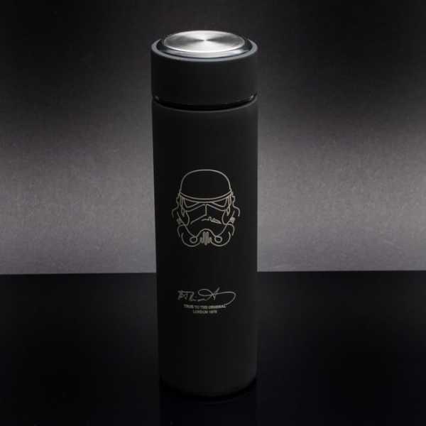 Isolierflasche Stormtrooper Original - Farbe schwarz