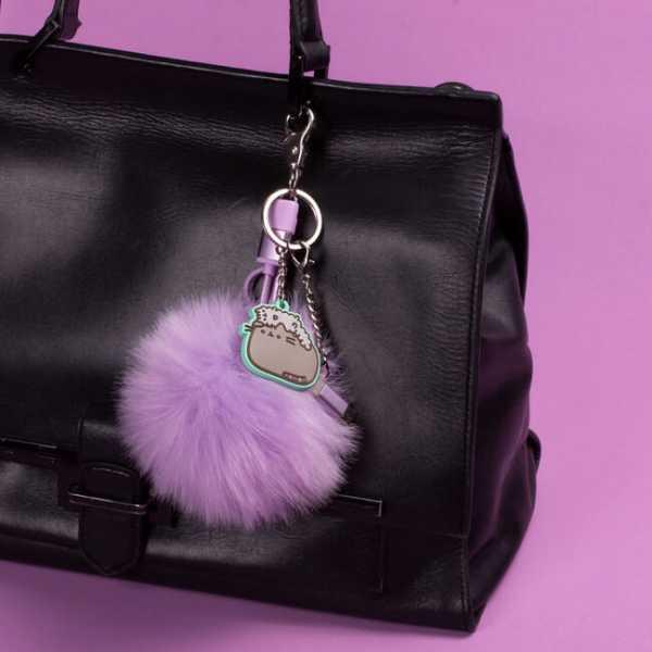 Stylische Ladekabel für Smartphones - Zum Beispiel als Anhänger für die Frauen Tasche