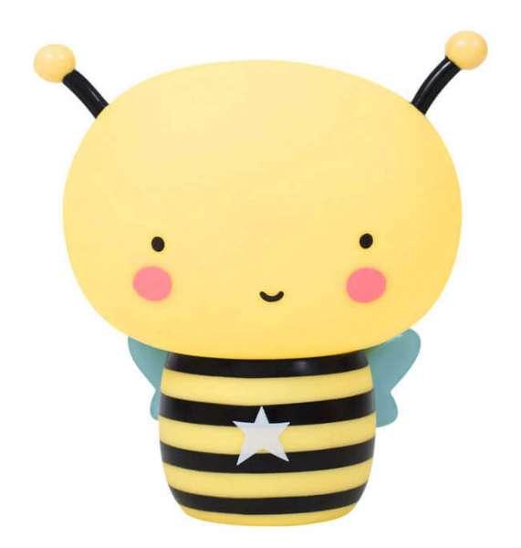 Spardose Biene von vorne