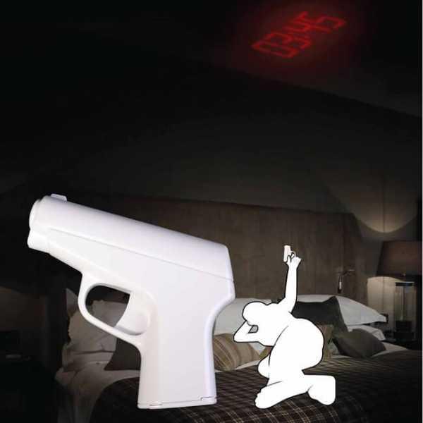 Projektionswecker für Agenten