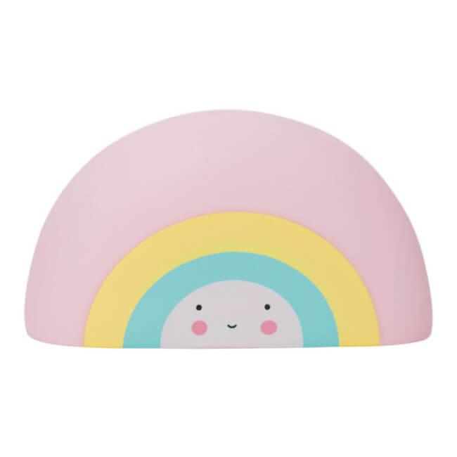 Badewannenspielzeug Regenbogen
