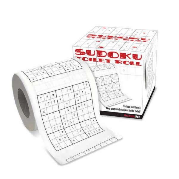 Sudoku WC Papier
