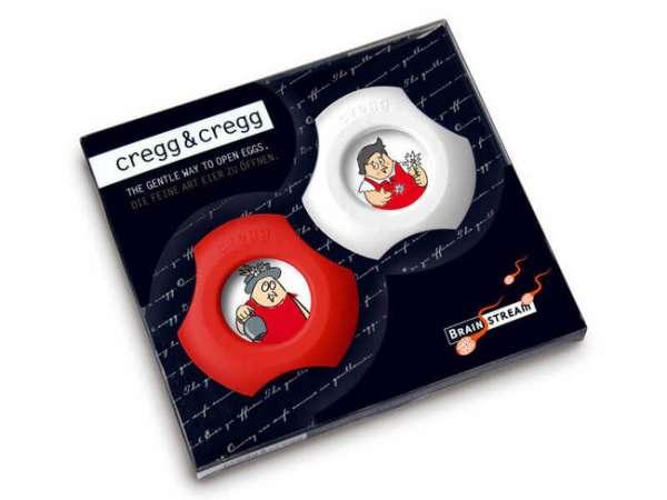 Eierschneider Set Cregg & Cregg Swiss