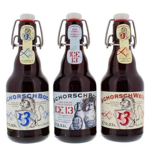 Personalisierbares Bier Set