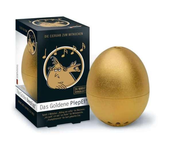 Eieruhr das goldene PiepEi