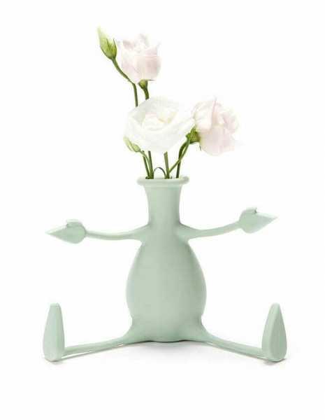 Vase mint Florino