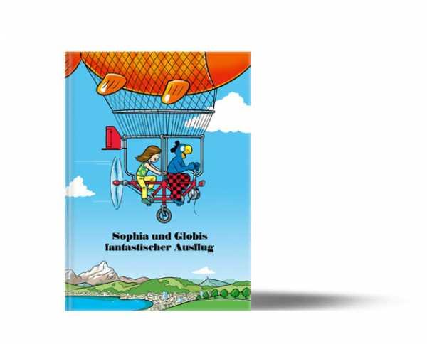 Personalisiertes Globi-Buch
