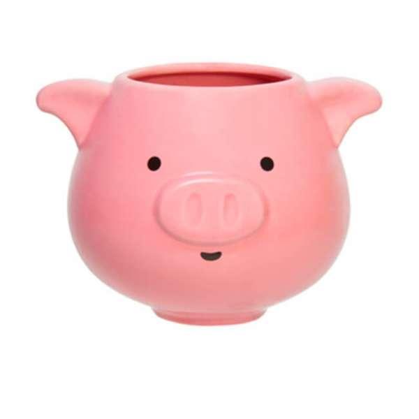 Kaffetasse Schwein