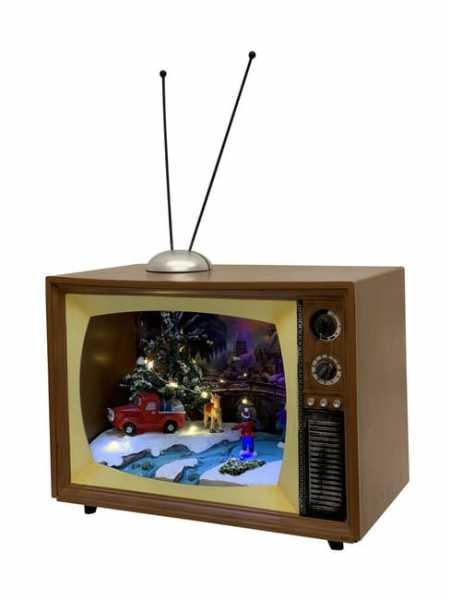 Weihnachtsdeko TV